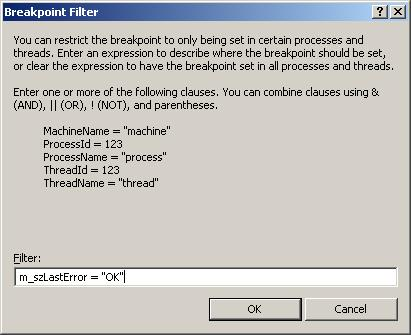 Debugging C++ with Visual Studio, Part 3: Using Breakpoints ...