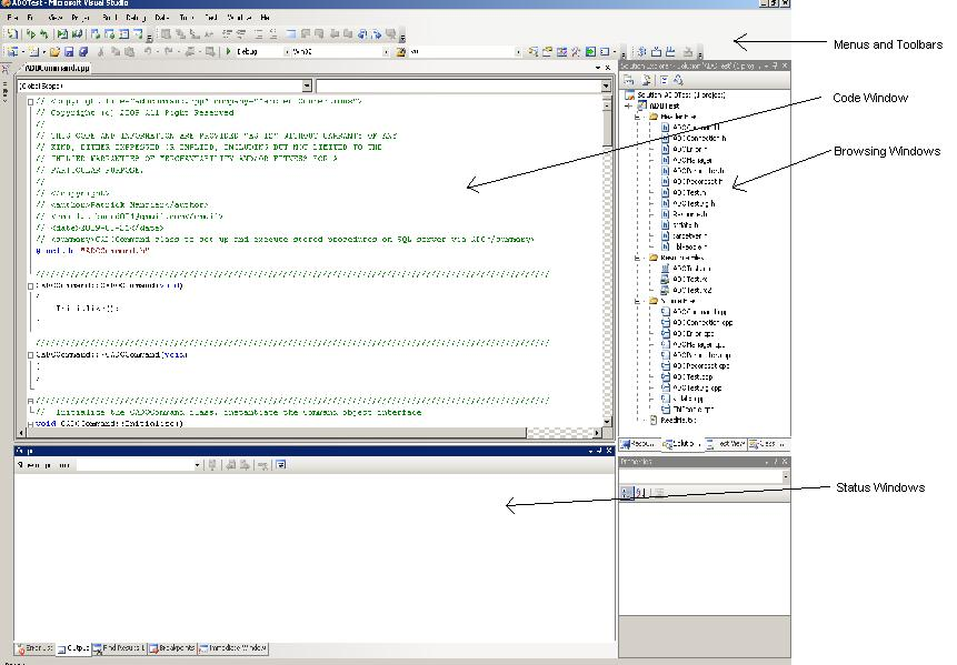 Programming Debugging Vstudio